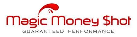 magic money shot logo